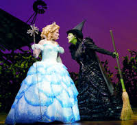 Broadway group sales Wicked All Tickets Inc.