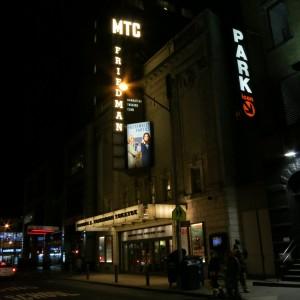 The Samuel J. Friedman Theatre