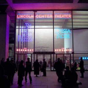 The Vivian Beaumont Theatre