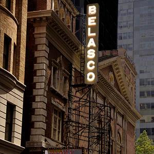 The Belasco Theatre