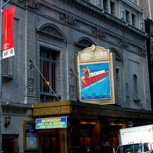 The Longacre Theatre