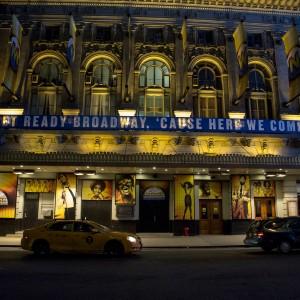 The Lunt-Fontanne Theatre