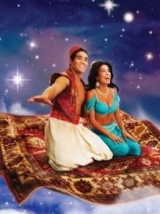 Aladdin the musical B
