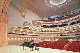 Carnegie Hall Tours