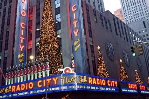 Radio City Music Hall Stage Door Tours