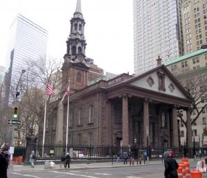 St Paul's Chapel