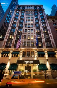 The Algonquin Hotel Times Square