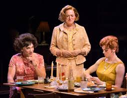 Harvey Fierstein's new play offers a strong ensemble.