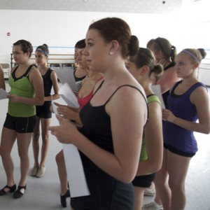 Dance Audition Technique for Singers and Actors