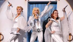 It's the magic of ABBA.