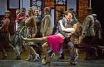 Honeymoon in Vegas Broadway group comps