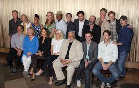 James Earl Jones and the cast of You Can't Take It With You.