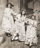 1920s Pirates of Penzance.