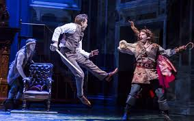 Broadway group sales Finding Neverland