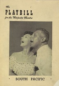 Original Playbill.