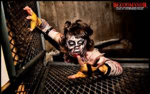 Blood Manor is the ultimate haunted house.