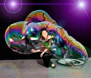 The Gazillion Bubble Show is great for families.