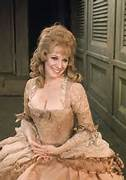 Betty Buckley as Martha Jefferson.