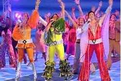 Mamma Mia! is one wonderful musical.