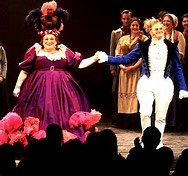 Les Miserables group discounts Broadway