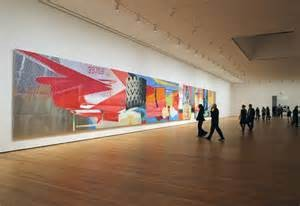 The Museum of Modern Art is one of many world-class institutions in NYC.