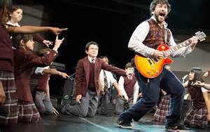 Rock on with School of Rock!