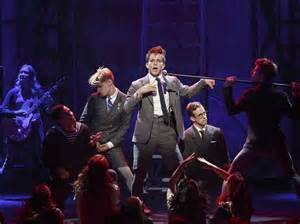 The hit revival of Spring Awakening.