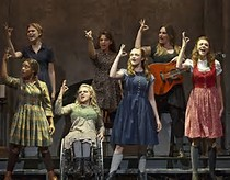The mixed cast of deaf and hearing actors in Spring Awakening redefines this award-winning musical.