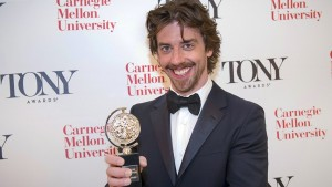 Christian Borle will play the mysterious Willy Wonka!
