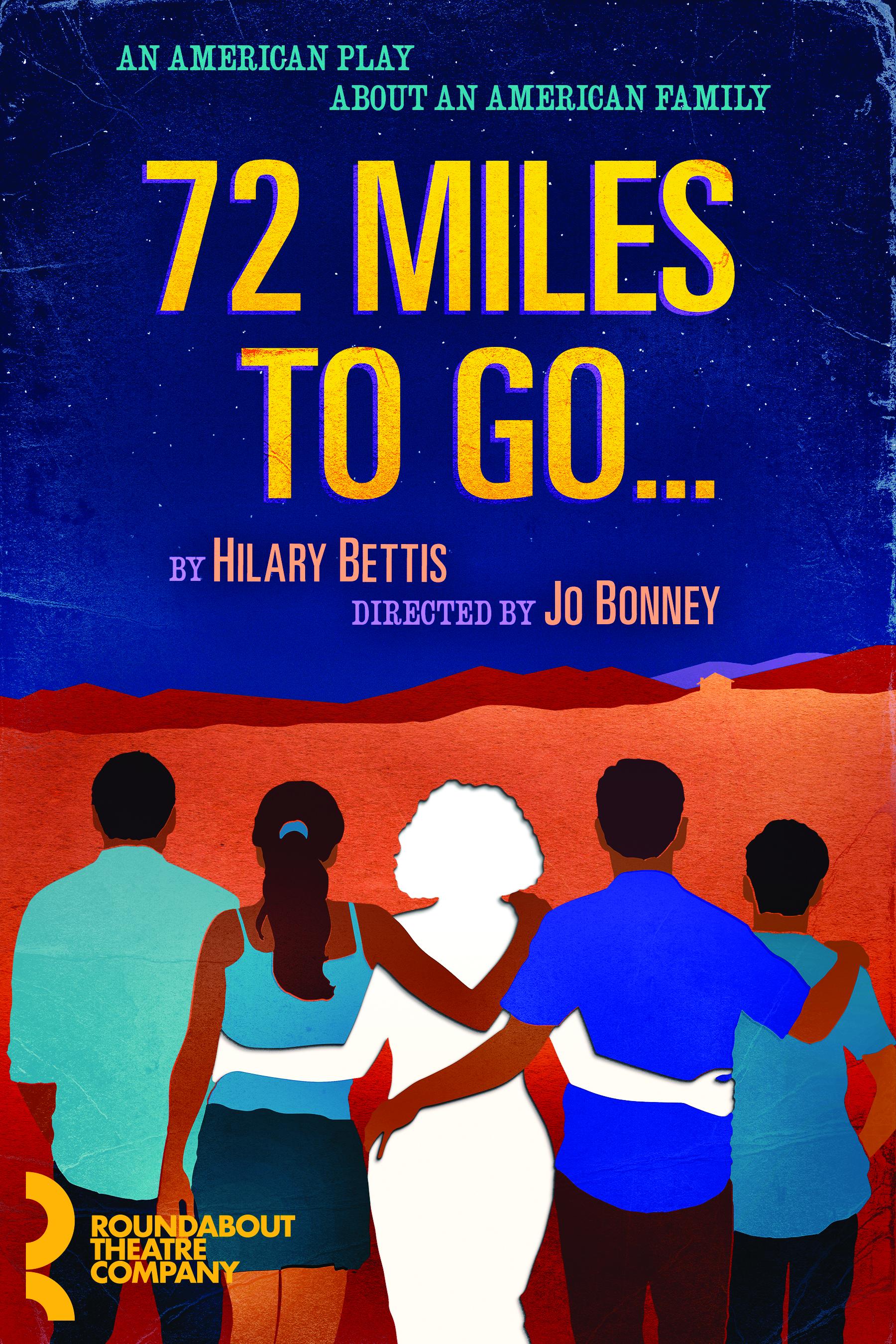 72 Miles To Go…